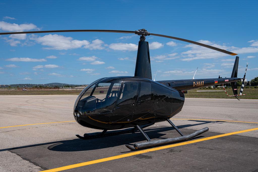 HELICOPTER MALLORCA FLEET 04