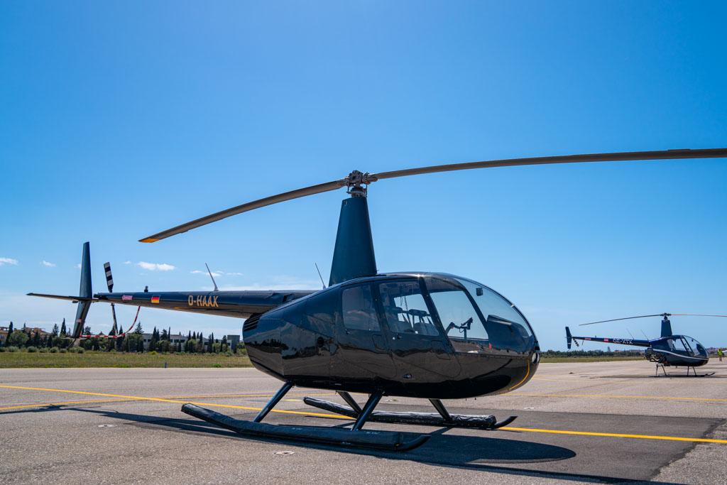 HELICOPTER MALLORCA FLEET 05