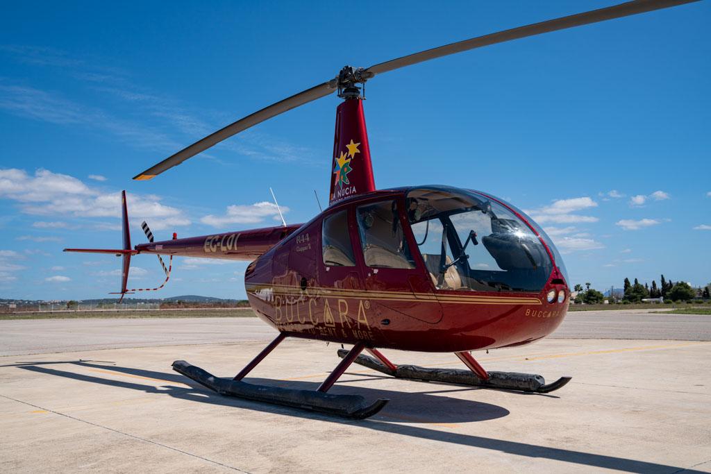 HELICOPTER MALLORCA FLEET 07