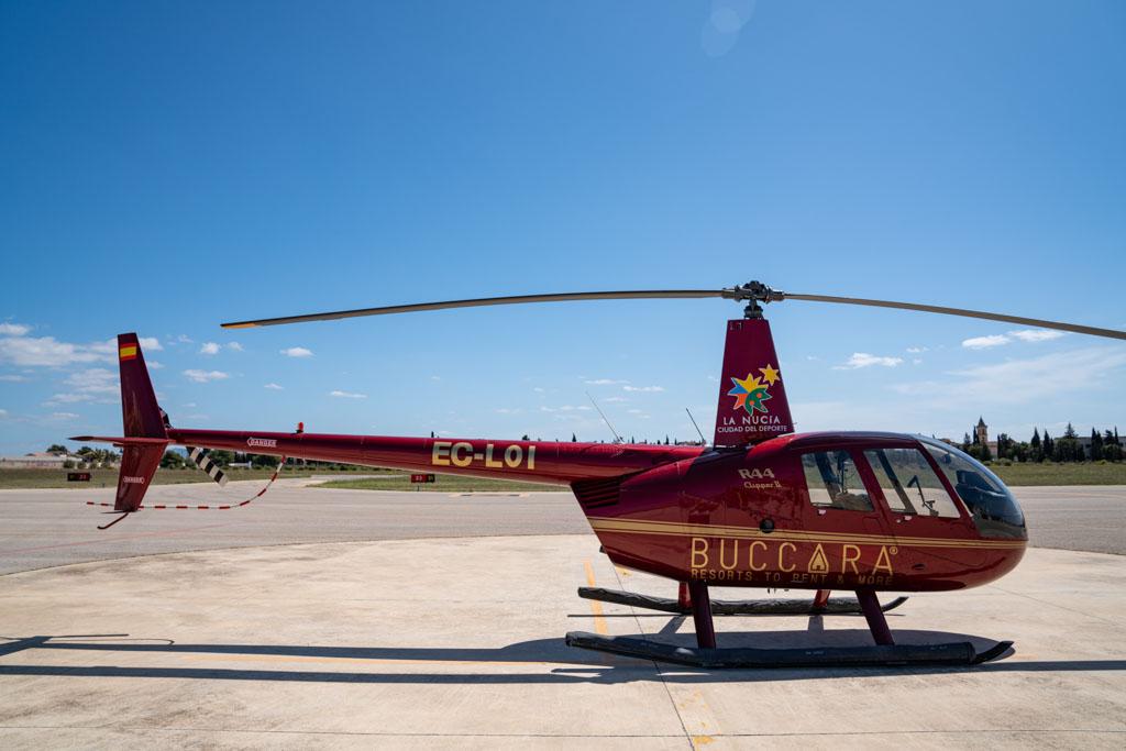 HELICOPTER MALLORCA FLEET 08