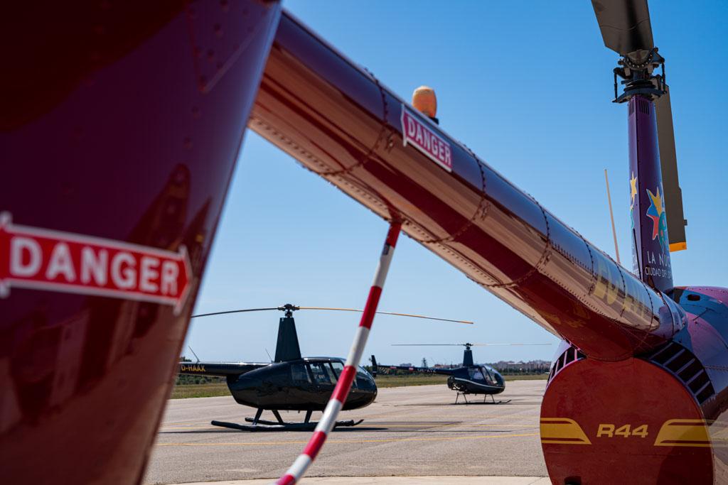 HELICOPTER MALLORCA FLEET 09