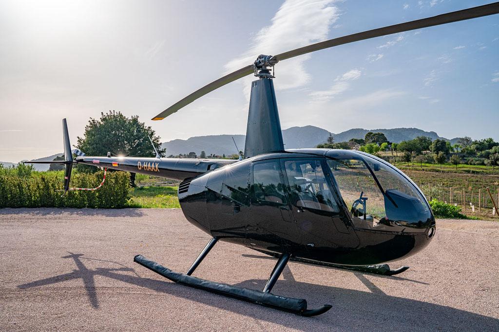 HELICOPTER MALLORCA FLEET 11