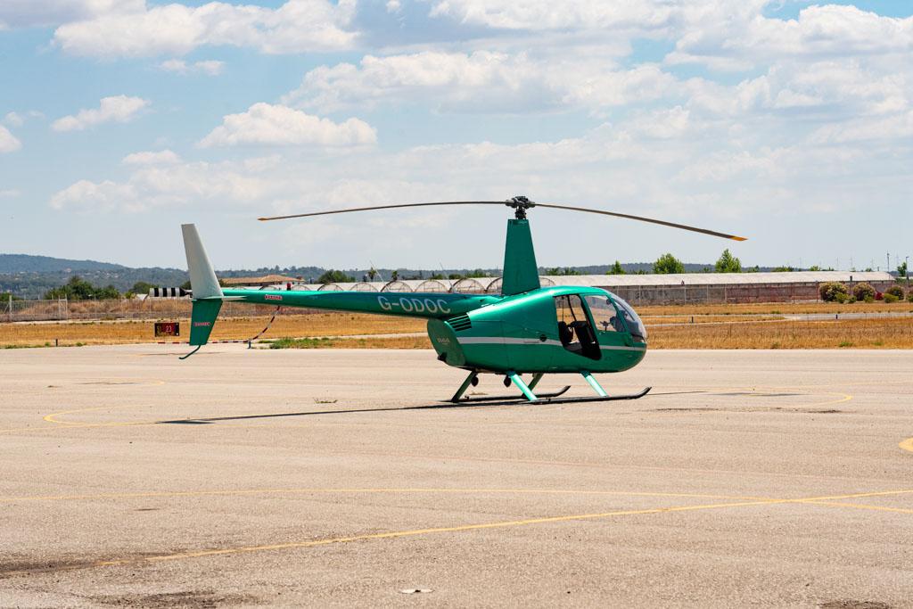 HELICOPTER MALLORCA FLEET 12