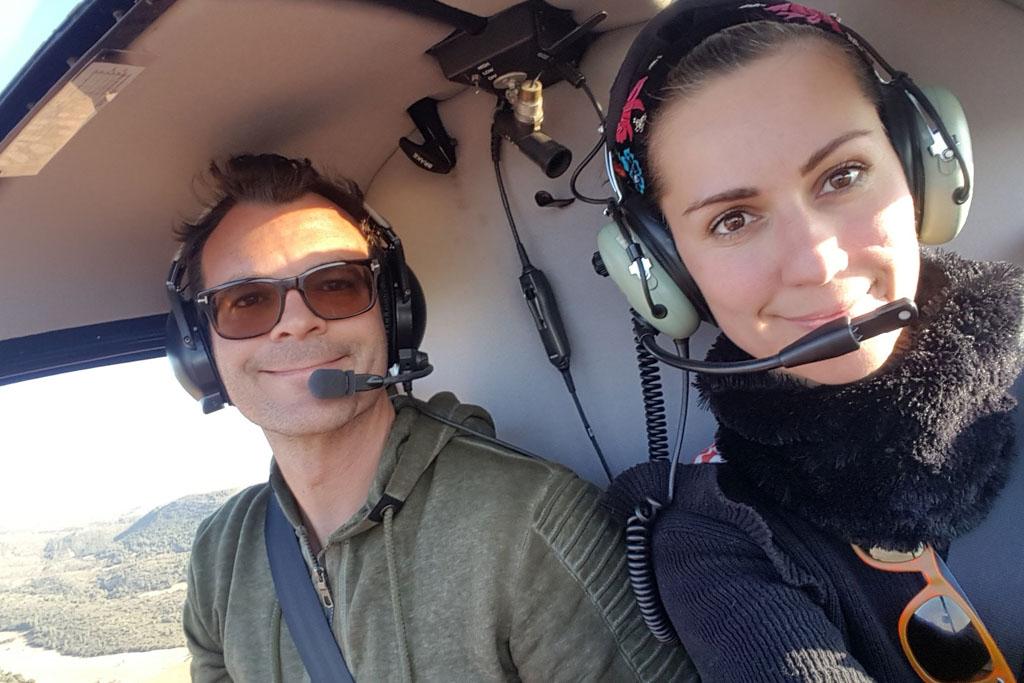 HELICOPTER MALLORCA TEAM 03